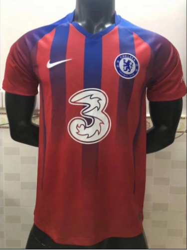 2020-2021 Chelsea Third set new jersey(customizable number name)
