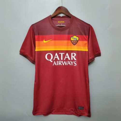 2020/21 Rome home football jersey (customizable number name)
