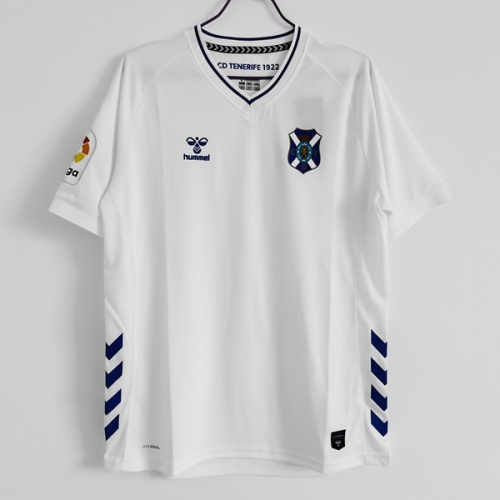 2020-2021 CD Tenerife Home Soccer jersey