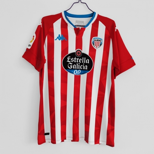 2020-2021 CD Lugo Home Soccer jersey