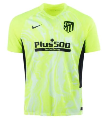 ATLETICO MADRID 2020/21 THIRD SOCCER JERSEY