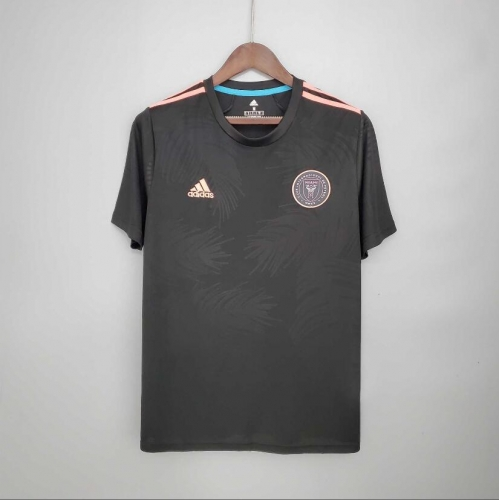 21-22 Miami Away Soccer Jersey Fans version