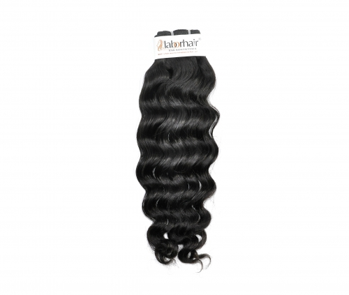 Wholesale 10 Bundles/Lot Deep Wave 100% Unprocessed (Pure) 10A Virgin Human Hair