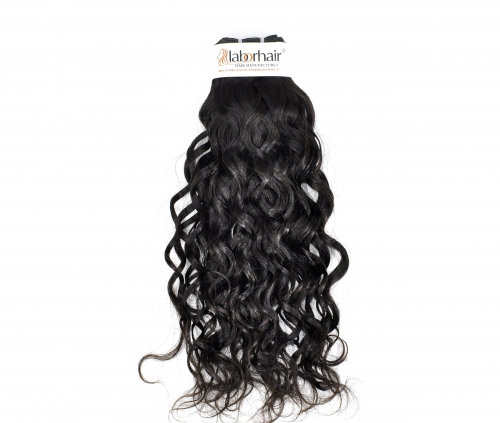 Wholesale 10 Bundles/Lot French Wave Unprocessed (Pure) 10A Virgin Human Hair