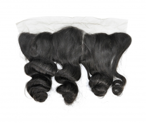 Laborhair 13*4 Loose weave Virgin Human Hair Lace Frontal Hair Extensions
