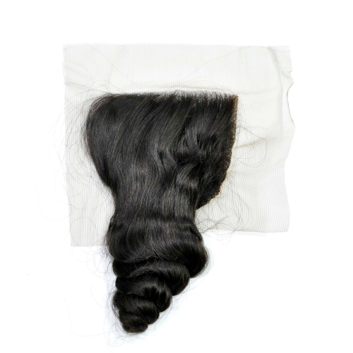 Laborhair 5x5 Loose Wave Virgin Human Hair Lace Closure 150% Density