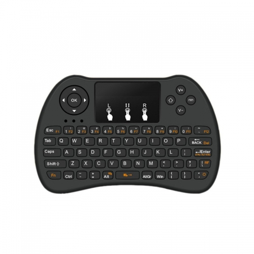 EstgoSZ Wireless Mini Keyboard With Touchpad Remote Control H9 2.4GHz Airfly Mouse Keyboard For PC PAD XBox 360,PS3, Google Android Tv Box,HTPC,IPTV
