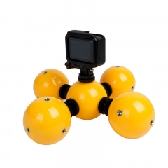 Multifunction Underwater Buoyancy Ball Action Camera Floaty Gadget Mini Underwater Accessories Floating Ball for GoPro Hero5 Hero4 3 3+ 2 1, SJCAM SJ4