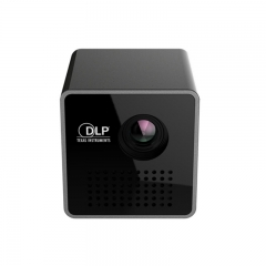 UNIC P1 Plus WIFI Wireless Pocket DLP Mini Projector 30 Lumens Micro Miracast DLNA Video Projector