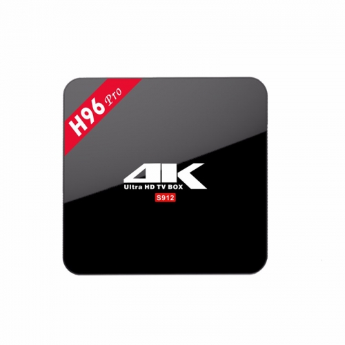H96 Pro 3G+32G Kodi 17.1 Amlogic S912 Octa Core Android 7.1 Smart TV BOX Dual WiFi Adult Fully Loaded Streaming Media Player Jailbreak H9 Keyboard