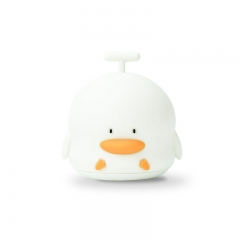 Clown Duck Sound Charger, Touch Induction, Fun Sound, Meng Pet Shape, Colorful Soft, Warm Companions.