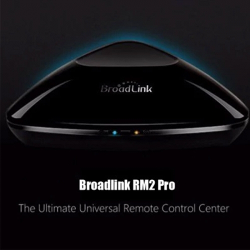 Broadlink RM Pro Smart Home Automation Phone Wireless Remote Universal Controller EU Plug