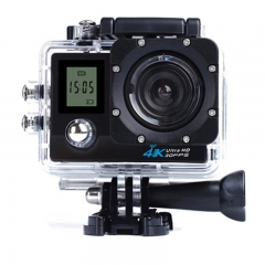 4K WiFi Sports Camera 1080P 2.0 LCD HD 30m Waterproof DV Video Sport Extreme Go Pro Mini Recorder Sport Camera