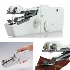 Handy Stitch Portable Mini Electric Handheld Sewing Machine Travel Household Cordless Stitch