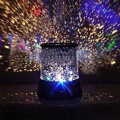 Amazing Sky Star Cosmos Laser Projector Lamp LED Night Light