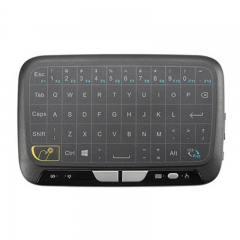 H18 Wireless 2.4GHz Touchpad Mini Keyboard Air Mouse