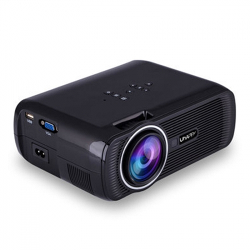 Uhappy U80 PRO 1000 Lumens 1080P Amlogic S805 1G/8G Android 6.0 WIFI LED Projector Home Cinema