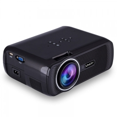 ESoku U80 Projector 1080P LED HD Mini Projector 3000 Lumens Portable Home Theater Vedio Projector