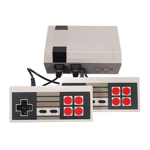 New Arrival Mini TV Video Can Store  500 Game Console Video Handheld for NES games consoles with retail boxs dhl