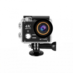 PRO4 4K Sports Camera,Ultra HD WIFI Action Camera DV Camcorder 1080P 60fps 12MP 170 Degree Wide Angle 2 Inch LCD Screen/2.4G Remote Control Waterproof