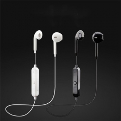 S6 Car Wireless Bluetooth Headset Mini Sports Apple Headphones Dual Stereo
