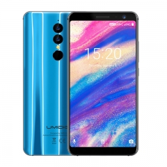 UMIDIGI A1 Pro 5.5 Inch 18:9 Full Screen Android 8.1 3GB RAM 16GB ROM MTK6739 1.5GHz  Smartphone