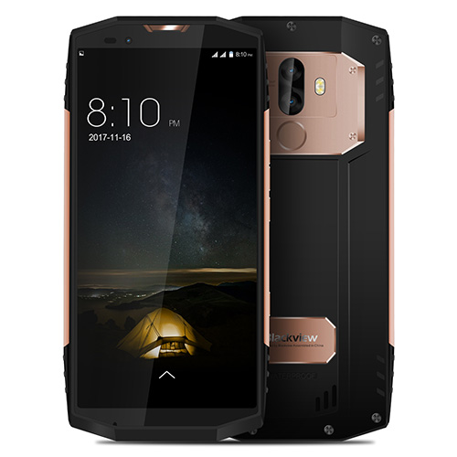 Blackview BV9000 Pro 5.7 Inch Corning Gorilla Glass 5 IP68 6GB+128GB Helio P25 Smartphone