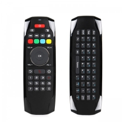 G7 2.4GHz Fly Air Mouse G7 Wireless Keyboard Remote Control For Smart TV/Android TV Box/Xbox/Laptop/Projector