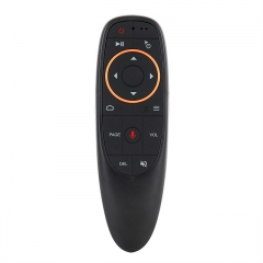 G10s GYR Voice Control Fly Air Mouse 2.4GHz WIFI Googlo Assistant Voice Remote Control