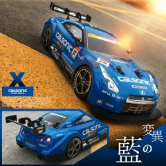 Christmas gifts High-speed RC racing Lexus GTR 1:16 2.4G drift stunt remote control car Children's toy car