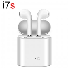 i7s TWS Mini Bluetooth Wireless Earphones Earbuds With Charging Box Sports Headsets