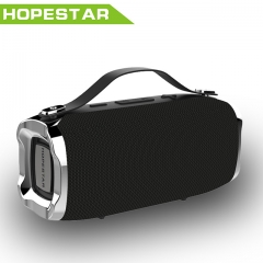 EstgoSZ HOPESTAR H36 Mini Bluetooth Speaker Outdoor Portable Waterproof Wireless small Loudspeaker HIFI Bass Sound 3D Stereo Music TF