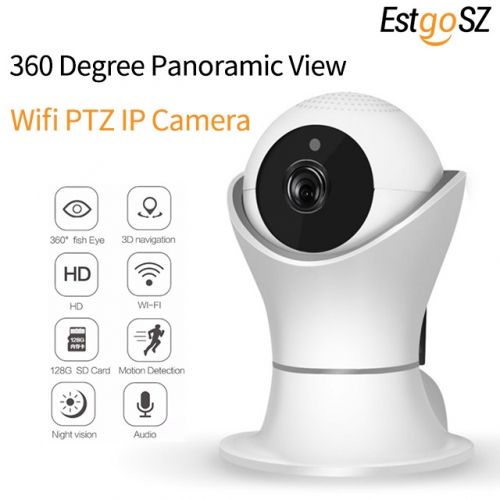 EC39 1080P Wireless Network Home Security CCTV Camera baby monitor 360 degree Rotation PTZ Wifi IP Camera APP monitoring