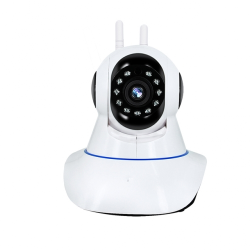 IP Camera 360 degree Wireless HD 720p/1080p CCTV Camera Wi-Fi Wireless Network surveillance Night vision Monitor Cam IR 10 Meters
