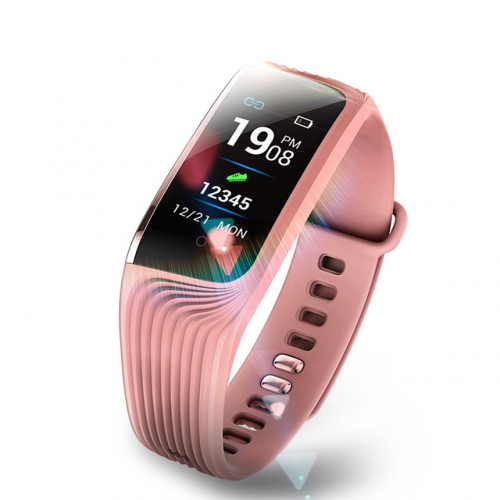 S4 Bluetooth business smart bracelet IP67 Waterproof Fitness Bracelet Heart Rate Monitor Pedometer Remote Camera Sleep Monitor