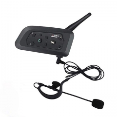 EstgoSZ V6C BT 1200M Range 6 Referee And Scooter Bluetooth Headset Intercom Sports Helmet Intercom Bluetooth Interphone With Armband