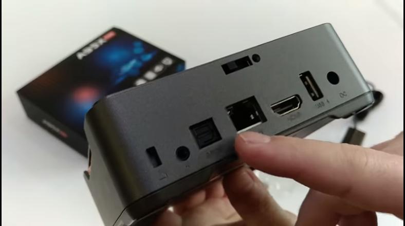 ESTGOSZ A95X Max 4GB RAM 64GB ROM Android 8 1 S905X2 1000M LAN 2 4G 5G WIFI  Bluetooth 4 2 4K USB3 0 H 265 VP9+ TV Box