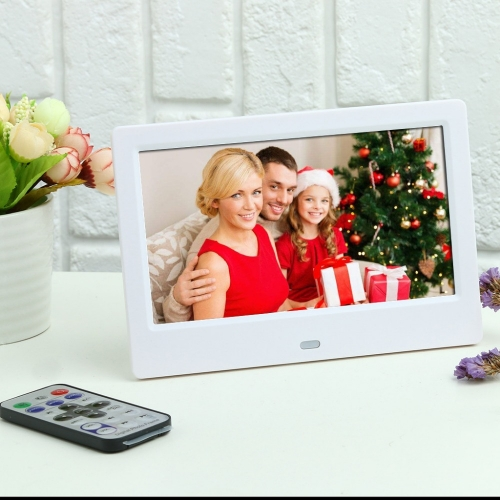 15 Inch LED Backlight HD 1280 * 800 Full Function Digital Photo Frame Album Digital Electronic Music Photo Video