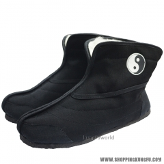 Wudang Taoist Winter Tai chi Kung fu Shoes Boots