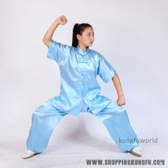 Changquan Tai chi Suit Wushu Martial arts Nanquan Wing Chun Uniforms Boys&Girls