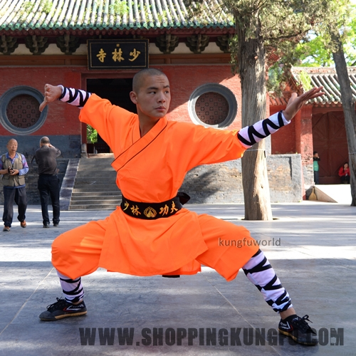 Shaolin Monk Suit Wushu Kung fu Uniform Kids Adults Martial arts Suit Xmas Gift