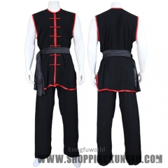 New Arrival Cotton Nanquan Uniform Chinese Traditional Kung fu Suit Martial arts Sets
