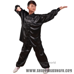 8 Colors Kids & Adults Tai chi Uniform Martial arts Kung fu Wing Chun Wushu Suit
