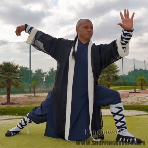 Traditional Chinese Wudang Taoist Tai Chi Uniform