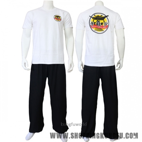 Cotton Shaolin Kung fu Tai chi Suit Martial arts Wing Chun Jacket and Pants