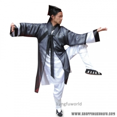 Chiffon Cape for Traditional Kung fu Suit Tai chi Wing Chun Wushu Uniform