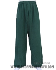 Heavyweight Cotton Kung fu Tai Chi Wing Chun Trousers Martial arts Wushu Pants