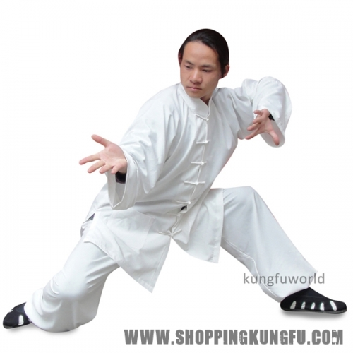 oft and Comfortable Summer Tai chi Uniform Wushu Kung fu Martial arts Suit