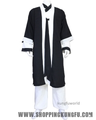 3 Pieces Shaolin Wudang Taoist Robe Tai Chi Suit  Martial arts Uniform
