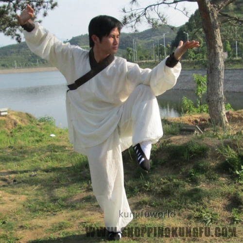 Mix Colors Wudang Taoist Shaolin Robe Tai Chi Uniforms Martial arts Kung fu Suit